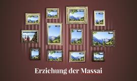 Erziehung der Massai