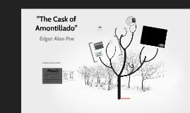 """Copy of """"Cask of Amontillado"""" Edgar Alan Poe"""