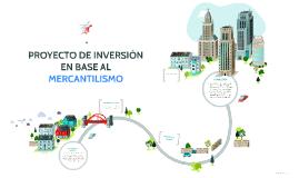 Copy of PROYECTO DE INVERSIÓN