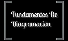 Fundamentos de diagramaciòn