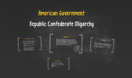 Republic Confederate Oligarchy