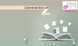 Literární kvíz I kráva má svou knihu II