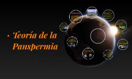 Copy of Copy of Teoría de la Panspermia