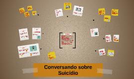 Conversando sobre suicídio