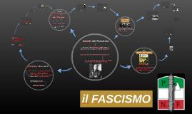 FASCISMO IN ITALIA