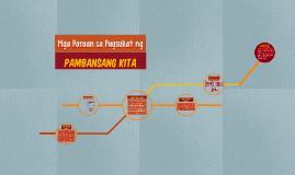 Copy of Mga Paraan sa Pagsukat ng Pambansang Kita