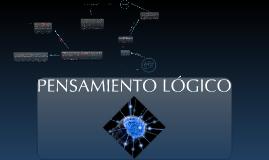 Copy of PENSAMIENTO LÓGICO!!