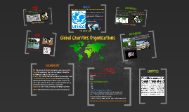Copy of Global Charity Organizations
