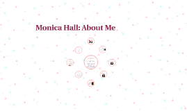 Monica Hall: About Me