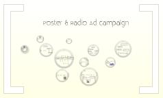 Poster & Radio Ad Campaign