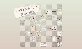 Copy of PROGRAMACIÓN DINÁMICA EN REDES