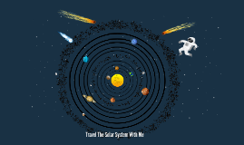 Travel The Solar System With Me