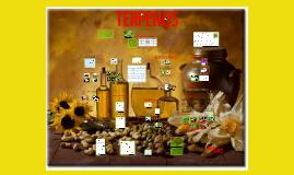 Copy of Terpenos:  Aceites esenciales