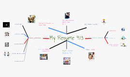 My Resume name Noom Pratumpong 4/3