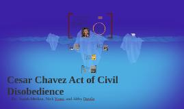 Copy of Cesar Chavez