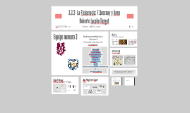3.3.2- La Fisiocracia: F.Quesnay y Ana Roberto Jacobo Turgot
