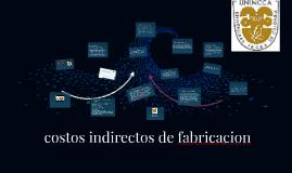 Copy of costos indirectos de fabricacion