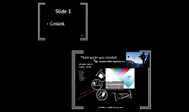 Meta-Prezi: Features Overview - Editable Version