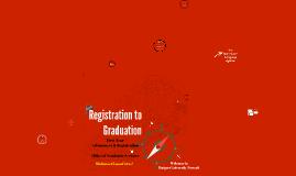 Registration to Graduation (2019)