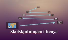 Skolskjutningen i Kenya