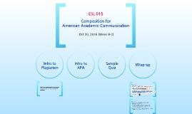 Week 9-2 compiling AB
