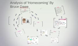 Homecoming By Bruce Dawe