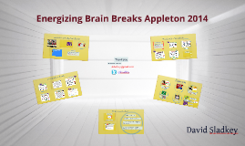 Energizing Brain Breaks Appleton 2014