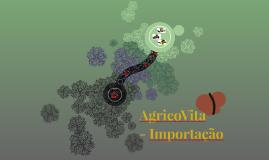 AgricoVita - Importação