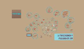 Copy of LA TRASCENDENCIA Y PSICOLOGÍA DEL SER
