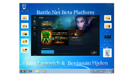 Battle.Net Beta Platform