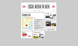 LOCAL MEDIA IN JAEN
