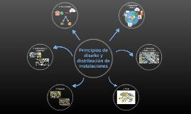 Principios de diseño y distribución de instalaciones