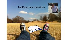 Jan Bruurs met pensioen