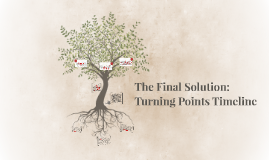 The Final Solution: Turning Points Timeline