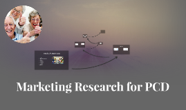 Marketing Research for PCD