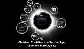 Christian Tradition in a Secular Age: Love and Marriage 2.0