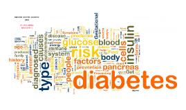 Certified Diabetes Educator