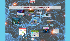 Copy of Paradigma de Complejidad