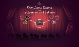 Khon Dance Drama