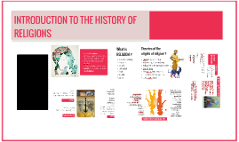 Introduction to History of Religions