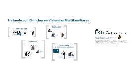 Tratando con chinches en Viviendas Multifamiliares
