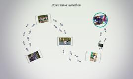 How I run a marathon
