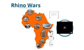 Rhino Wars