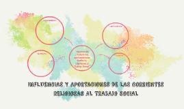 INFLUENCIAS Y APORTACIONES DE LAS CORRIENTES RELIGIOSAS AL T