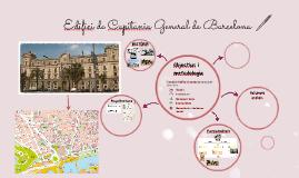Edifici de Capitania General de Barcelona