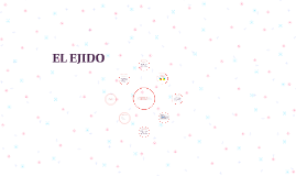 EL EJIDO