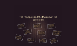 The Principate and the Problem of the Succession