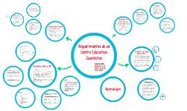 Requerimientos de un Centro Educativo: Guarderías
