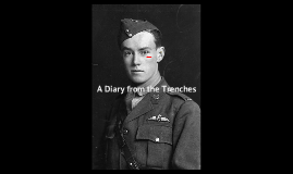 Copy of Diary writing (WW1 Diary)