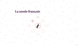 La mode français